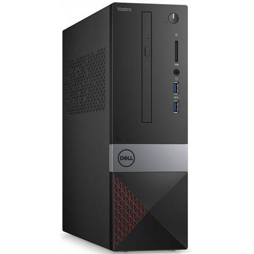 komputer vostro 3471/core i3-9100/4gb/128gb ssd/intel uhd 630/dvd rw/wlan+bt/kb/mouse/w10pro [n203vd3471btpcee01_r2005_22nm marki Dell