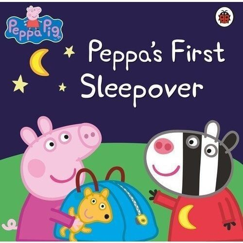 PEPPA PIG: PEPPA'S FIRST SLEEPOVER STORYBOOK (24 str.)