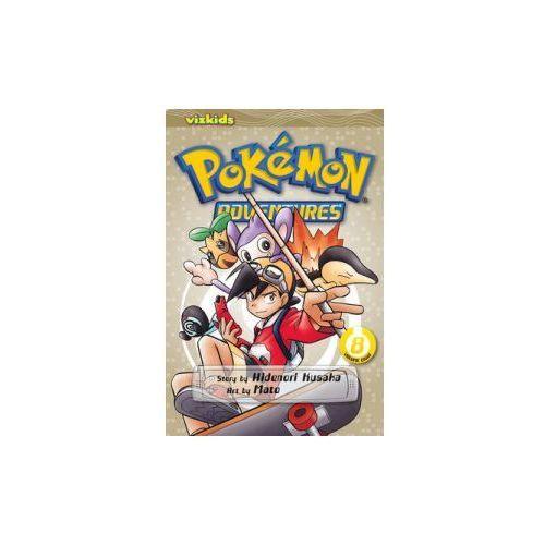 Pokemon Adventures (Gold and Silver), Vol. 8, Kusaka, Hidenori