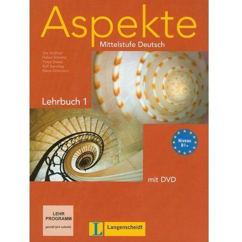 Aspekte 1 Lehrbuch z płytą DVD, Langenscheidt