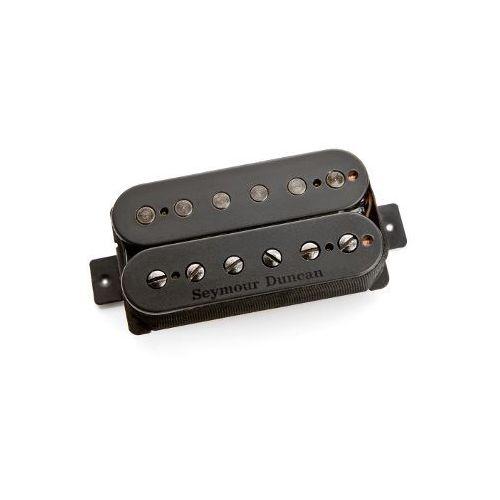 Seymour duncan nazgul 6 trembucker bridge black przetwornik do gitary elektrycznej do montażu przy mostku, kolor czarny