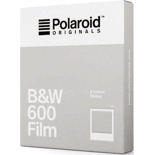 Polaroid B&W 600 Film, 004671 VE60