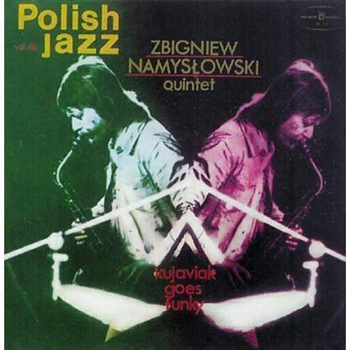 Polskie nagrania Kujaviak goes funky - zbigniew quintet namyslowski (płyta winylowa) (5907783412301)