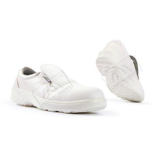 Półbuty robocze bezpieczne białe S2 Boston rozmiar 38 - produkt z kategorii- obuwie robocze