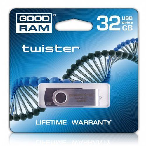 Goodram Twister 32GB USB 2.0 (czarny) (pendrive)