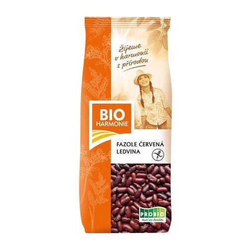 Bioharmonie Fasola czerwona w kształcie nerki bio 500 g (bezglutenowa) (8594008911236)