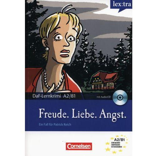 Freude, Liebe, Angst + CD - Baumgarten Christian, Borbein Volker (9783589015115)