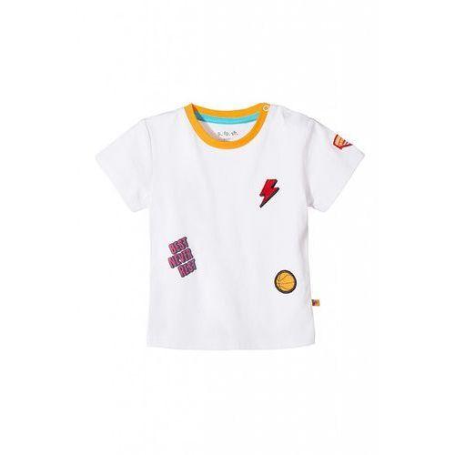 T-shirt niemowlęcy 100% bawełna 5I3401