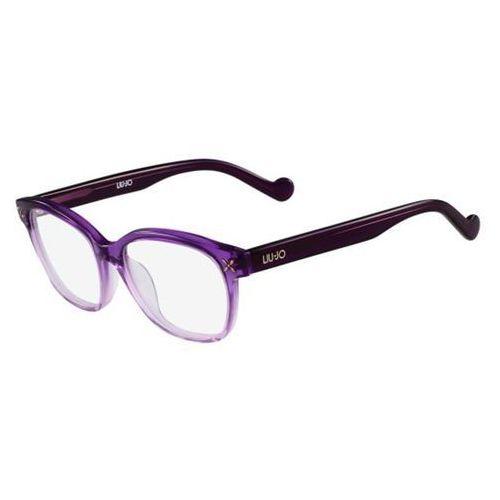 Okulary korekcyjne lj2657 538 marki Liu jo