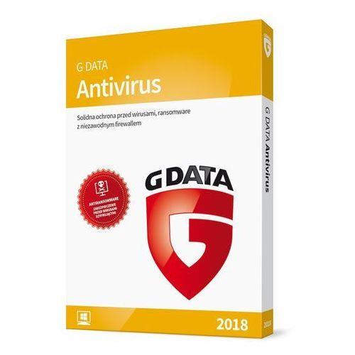 antivirus 2018 box 2pc 1rok marki G data