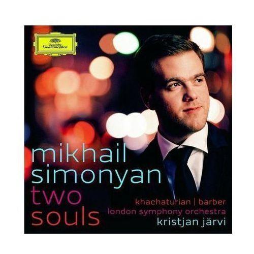 TWO SOULS - Mikhail Simonyan (Płyta CD) (0028947798279)