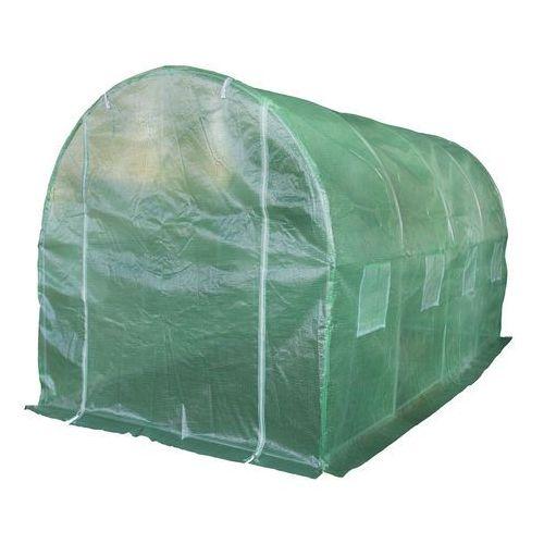 Tunel ogrodniczy foliowy szklarnia 8m2 marki Gardetech