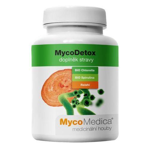 Kapsułki MycoDetox Suplement diety 120 kaps. Veg
