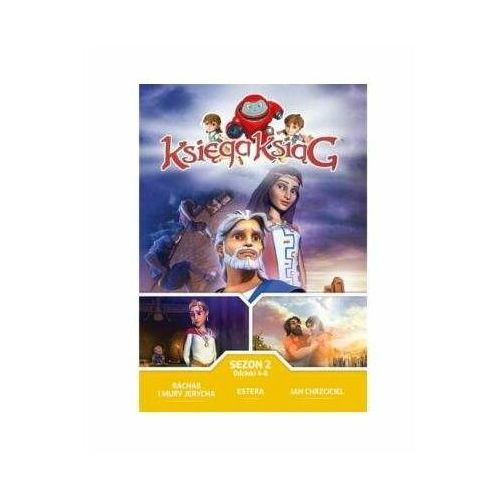 Księga Ksiąg - Sezon 2 - odcinki 4-6 DVD (5903856992633)