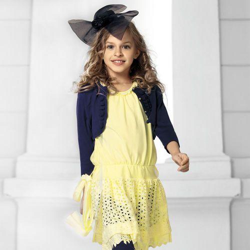SUKIEN BEZ RĘK TK/DZ (sukienka dziecięca)