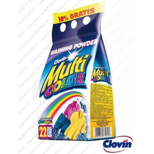 PROSZEK DO PRANIA 2,2 kg - HP-CLOVIN-MC (proszek do prania ubrań)