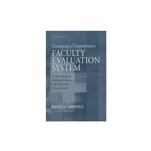 faculty evaluation system essay Base your evaluation upon the position requirements, achievement of the goals established during the past year, and your assessment of the employee's accomplishments.