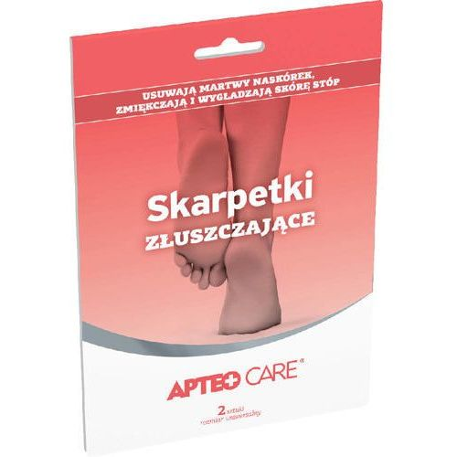 Synoptis pharma Apteo care skarpetki złuszczające x 1 para