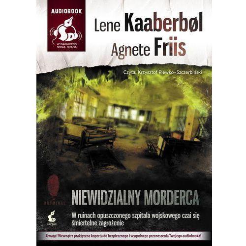 Niewidzialny morderca - Agnete Friis, Lene Kaaberbol (MP3), Lene Kaaberbol, Agnete Friis