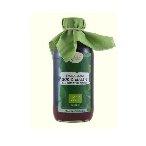 : sok malinowy bez cukru bio - 330 ml marki Batom