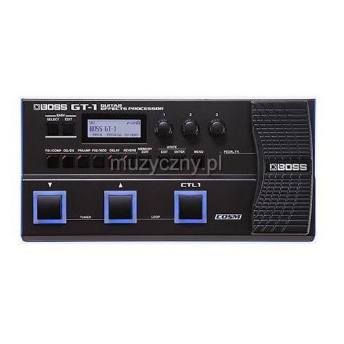 gt1 multiefekt gitarowy marki Boss