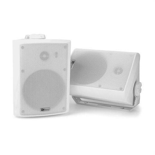 Power dynamics ws40a zestaw głośnikowy wi-fi maks. 200 w multiroom ip55 biały (8715693296709)