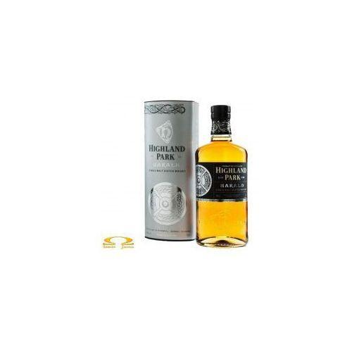 Whisky highland park harald warriors edition 0,7l w tubie marki Edrington group ltd.