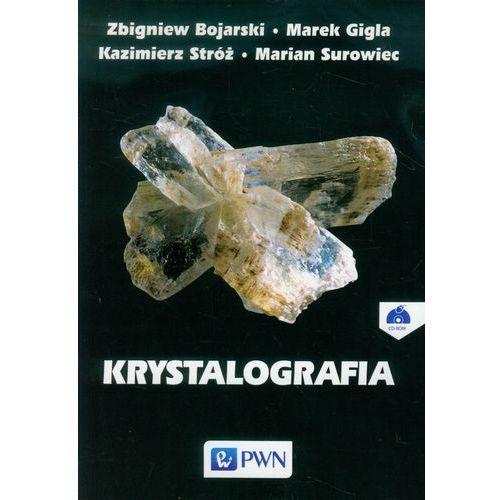 Krystalografia z CD - ROM (452 str.)