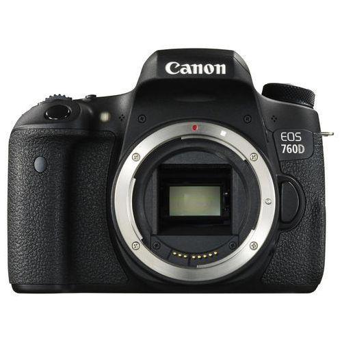 EOS 760D marki Canon - lustrzanka cyfrowa