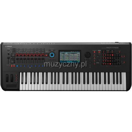 Yamaha montage 6 syntezator (4957812590464)