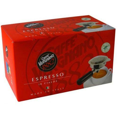 kawa porcjowana espresso 18szt marki Vergnano
