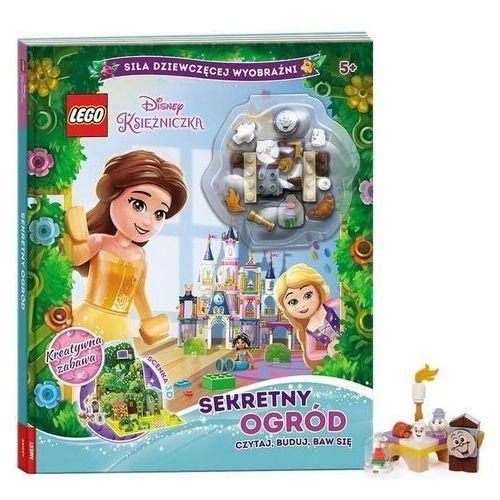 Lego Disney Księżniczka Sekretny Ogród Czytaj, Buduj, Baw Się - Praca zbiorowa (9788325329532)