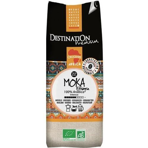 211destination Kawa 100% arabica etiopia awasas mielona 250g - destination