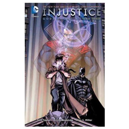 Injustice Gods Among Us Year Three Vol. 1