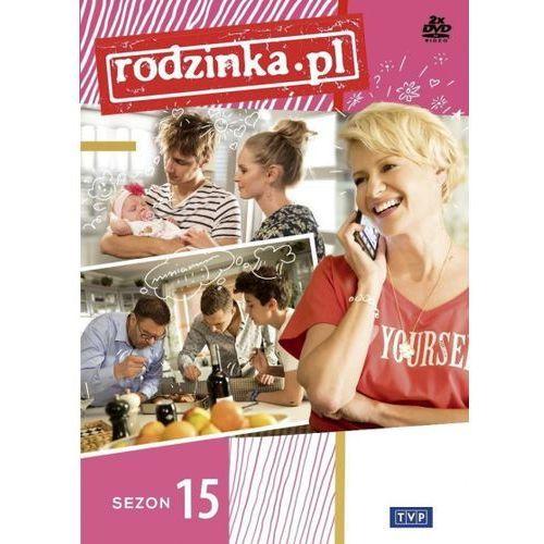 Rodzinka.pl - Sezon 15 (2 DVD)