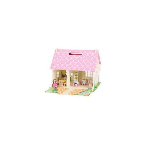 Mobilny domek dla lalek - produkt dostępny w Edugaleria.pl