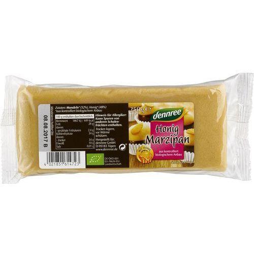Marcepan z miodem bio 250 g - dennree marki Dennree (dżemy, miody, herbaty)