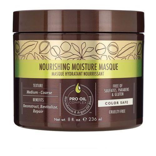 Macadamia nourishing moisture - odżywcza maska do włosów normalnych i grubych 236ml