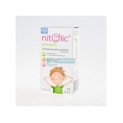 Pipi Nitolic Prevent spray 50 ml (artykuł z kategorii Preparaty na wszy)