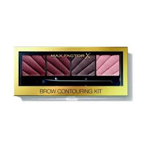 Max factor Brow contouring kit poczwórne cienie do brwi