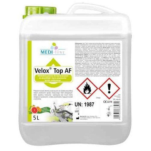 Medisept Velox top af płyn do dezynfekcji sprzętu medycznego 5 litrów mandarynka grapefruit (5907626633931)