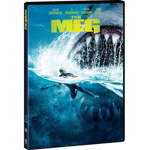 The meg (płyta dvd) marki Jon turteltaub