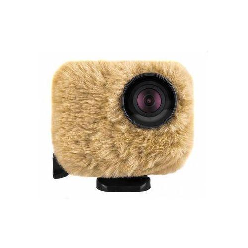 Removu Osłona mikrofonu, przeciwwietrzna wind jacket do kamer gopro - brązowa
