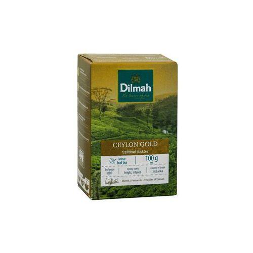 Dilmah Ceylon Gold 100 g liściasta, 3432
