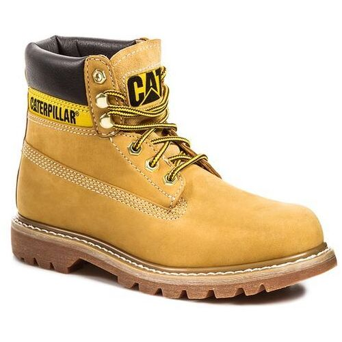 Trapery CATERPILLAR - Colorado P306831 Honey Reset, kolor żółty
