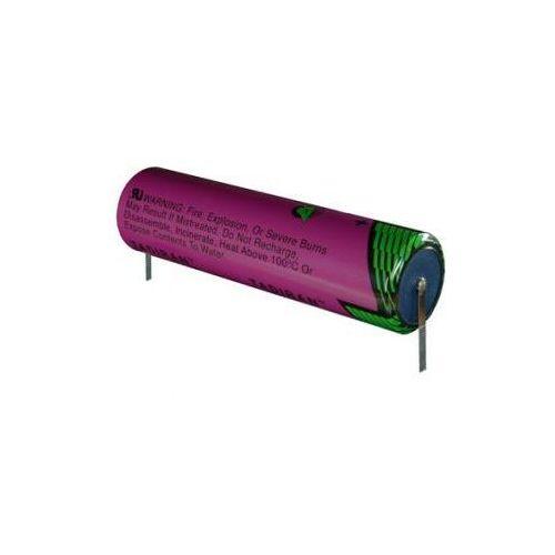 Tadiran Bateria litowa sl-2790 sl-790 35.0ah 3.6v dd 32.9x123.5mm z blaszkami lutowniczymi do zegarów cyfrowych sl2790 sl790 er341245 (3660766514028)