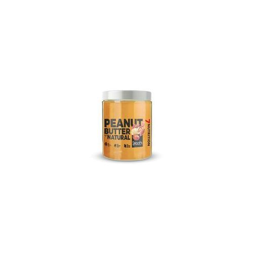 peanut butter smooth 1000g marki 7nutrition