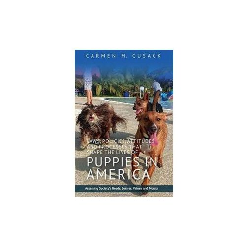 Laws, Policies, Attitudes & Processes That Shape the Lives of Puppies in America