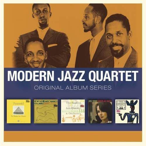 ORIGINAL ALBUM SERIES - The Modern Jazz Quartet (Płyta CD) (0081227971977)