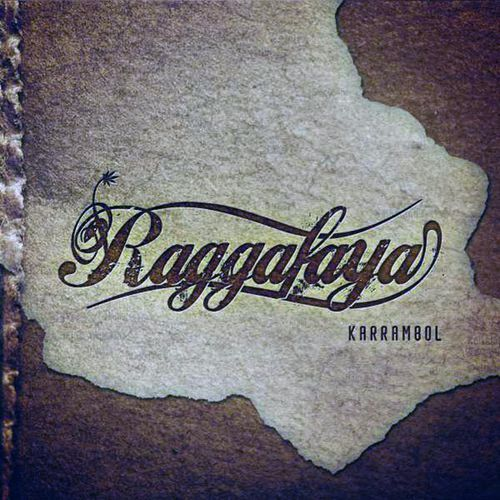 Rockers publishing Raggafaya - karrambol (jewelcase) (*) (5904259352895)